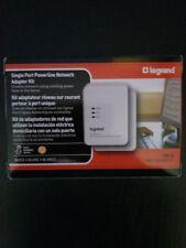 Legrand/OnQ DA2300-V1 Powerline Networking Powerline Network Starter Kit