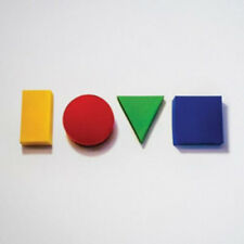 Jason Mraz : Love Is a Four-letter Word CD (2012) ***NEW***