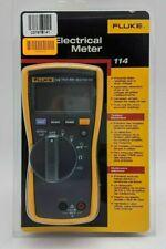 New Fluke 114 True RMS Electrical Multimeter -NR1526