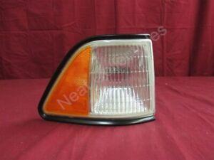 NOS OEM Acclaim, Le Baron 4-Door Sedan Side Marker Light 1990 - 91 Right Hand
