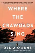 Where The Crawdads Sing by Delia Owens (2018, e-b00k)