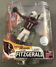LARRY FITZGERALD ARIZONA CARDINALS 2008 AZ EXCLUSIVE NFL MCFARLANE FIGURE - NIB