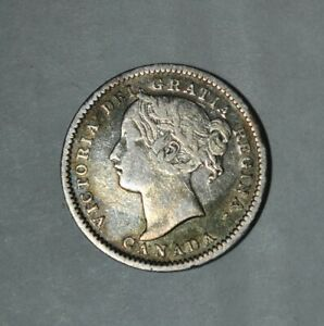 1900 Canada 10 Cents (3212)