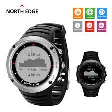 North Edge Sports Digital Outdoor Compass Wrist Watch Air Pressure Temperature