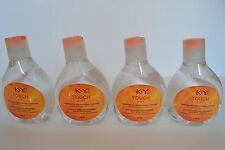 4 BOTTLES KY K Y TOUCH 2-IN 1 WARMING PERSONAL LUBRICANT 5.0 OZ BRAND NEW HTF