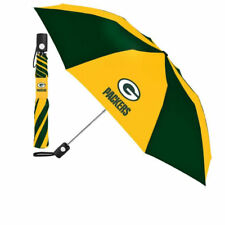 NFL Green Bay Packers Automatic Folding Umbrella