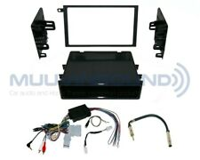 Radio Stereo Installation Dash Kit Combo + AMP SWC Wire Harness + Antenna GM39