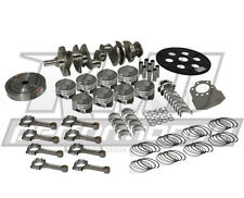 """Assault 350 .30 Over Rotating Assembly SBC .125 Dome 5.7"""" Rod Chevy 2 Piece Main"""