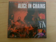 Sony 3 CD  ALICE IN CHAINS Original Album Classics (2011)   Neu & OVP
