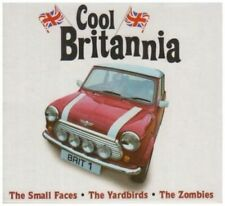 Cool Britannia : Yardbirds/Small Faces/Zombies - Cool Box set 3 x CD`s BRIT MOD