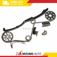 Timing Chain Kit Fit 89-94 Mazda MPV B2600 2.6L SOHC 12V