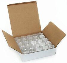 Paquete De Frascos Transparentes Para Almacenar Cosméticos Maquillaje Base Polvo