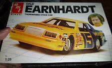 AMT DALE EARNHARDT FORD THUNDERBIRD WRANGLER #15 1/25 Model Car Mountain KIT FS
