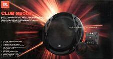 "NEW JBL CLUB6500C Club Series, 6-1/2"" Component Car Audio Speakers (1 Pair)"