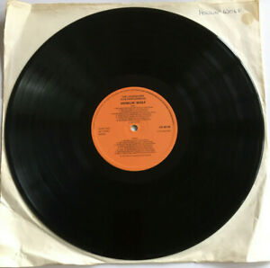 """HOWLIN' WOLF - LP - """"THE LEGENDARY SUN PERFORMERS"""" 1977 - CHARLY  UK - NO COVER"""