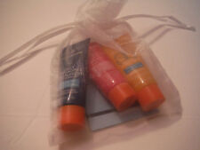 NEW Lot of 3 Travel Sz Mineral Sciences Creme, Mineral Tinted Creme & Moisturize