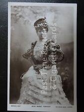 Old RPPC Actress: Mary Tempest - Davidson Bros Series 1467