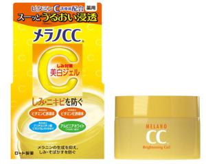 ROHTO MELANO CC Brightening Gel 100g Japan import NEW