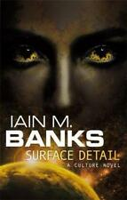 Surface Detail (Culture Novels) by Iain M. Banks | Paperback Book | 978184149895