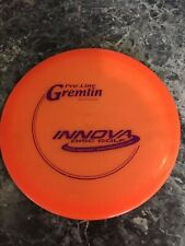 Disc golf Innova Pro Line Gremlin Rare Oop Penned 175 midrange