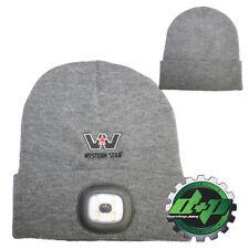 4b2afa563bb89 western star LED Beanie stocking cap semi trucker hat truck diesel toboggan  ws