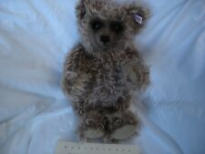 Steiff GRIZZLY Ted Exclusively for the UK & Ireland Certificate & Box