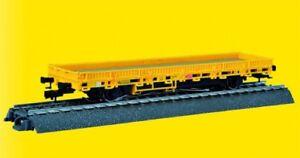 Viessmann 2316 Spur H0 Niederbordwagen mit Antrieb, Funktionsm. für Dreileiter