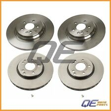 Set of 2 Rear and 2 Front Disc Brake Rotors Brembo For: Mercedes W163 ML430 ML55