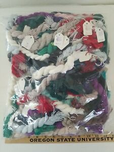 Lot of 132 Skeins of Preowned NEEDLEPOINT NECESSITIES THREAD in Assorted Colors