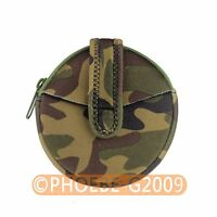 Camouflage Shakeproof Filter Bag Case for UV CPL ND Filters 72~88mm 4pcs Filters