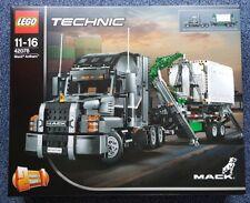 LEGO Technic 42078 Mack Anthem Truck, 2018er Modell, NEU, OVP, sofort lieferbar