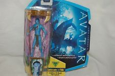 2009 Avatar Jake Sully Collectable Figure Level 1 Webcam i-TAG NIP