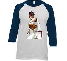 Nolan Ryan California Angels Pitcher Baseball Tee Shirt | Multiple Styles/Colors