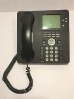 Avaya 9650 Digital Business IP VoIP Telephone Phone W/ Handset, Stand And Cord