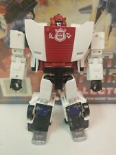 Transformers Generations War For Cybertron: Siege Red Alert Deluxe Class (A)