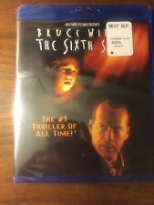 New listing The Sixth Sense (Blu-ray) Bruce Willis, Haley Joel Osment, Shyamalan, Brand New!