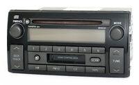 Toyota 2002-2004 Camry LE AM FM Cassette CD Radio Factory OEM 86120-AA404 16823
