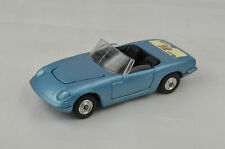 "Corgi #318 Lotus Elan S2 ""Tiger In My TanK"" 3 1/2"" Long 1965-67 England Ex"