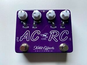 Xotic AC-RC Oz Noy Signature Overdrive Boost AC/RC AC RC Booster