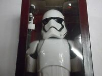 Action Figure Star Wars The Force Awakens First Order Stormtrooper 12 Inch Tall