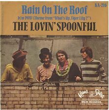 LOVIN' SPOONFUL--PICTURE SLEEVE ONLY---(RAIN ON THE ROOF)--PS--PIC--SLV