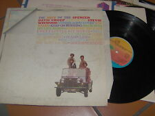 """LP 12"""" THE BEST OF THE SPENCER DAVIS GROUP REISSUE ORIZZONTE ITALY 1976 EX/EX+"""
