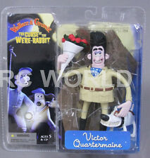 Mcfarlane WALLACE & GROMIT The Curse Of Were Rabbit VICTOR QUARTERMAINE  #N1-A5