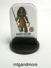Pathfinder Battles Pawns/Token - #151 giant-killer RANGER NPC Codex