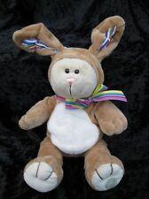 Starbucks Coffee Co 75th Edition Plush Bearista Bear Easter Bunny Costume 2008