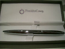 Franklin Covey Lexington Pure Chrome Ballpoint Pen by AT CROSS New In Gift Box