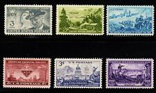 1951 Commemorative Year set   (6 Stamps) - MNH
