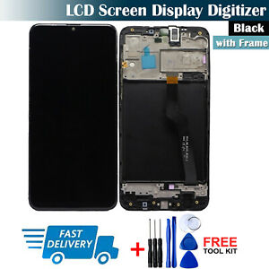 LCD Display Touch Screen Assembly &Frame Replacement For Samsung Galaxy A10 A105