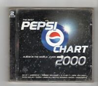 (IE503) The Best Pepsi Chart 2000 - double CD