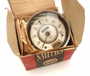 Genuine SMITHS Factory Replacement Speedometer SN4407/08 NEW OLD STOCK